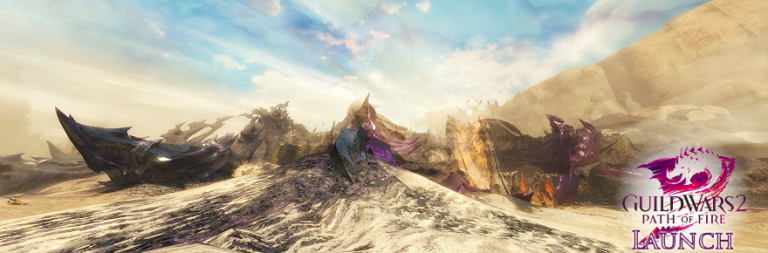 Guild Wars 2 Path of Fire launch diary: Initial impressions