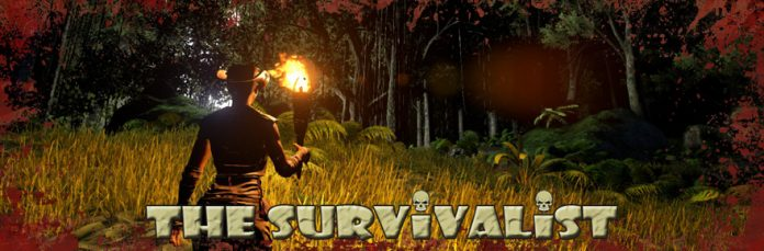 The Survivalist: How procedurally generated maps stretch the