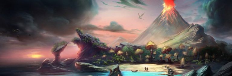Old School RuneScape is getting a new exclusive area, Fossil Island