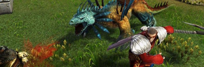 MMOs you've never heard of: Savage Hunt – Dragon's Prophet