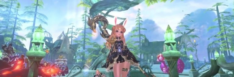 Tera M is not friendly to free players in its Korean version
