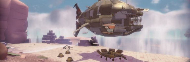 Worlds Adrift will host an End of the World event before its sunset tomorrow