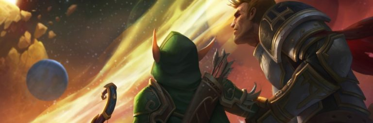 World of Warcraft audio drama shows what happened to Alleria and Turalyon