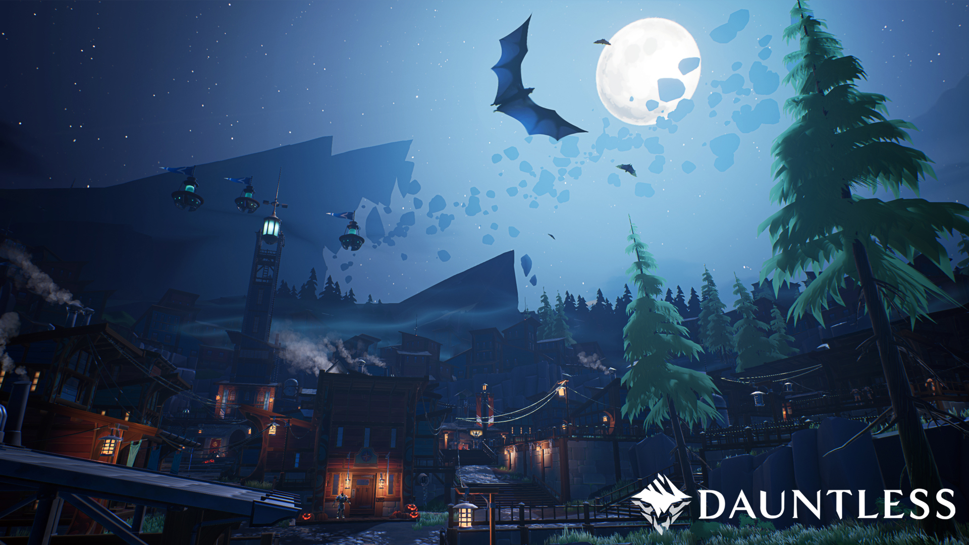 Dauntless has rolled out a fresh newbie experience and character