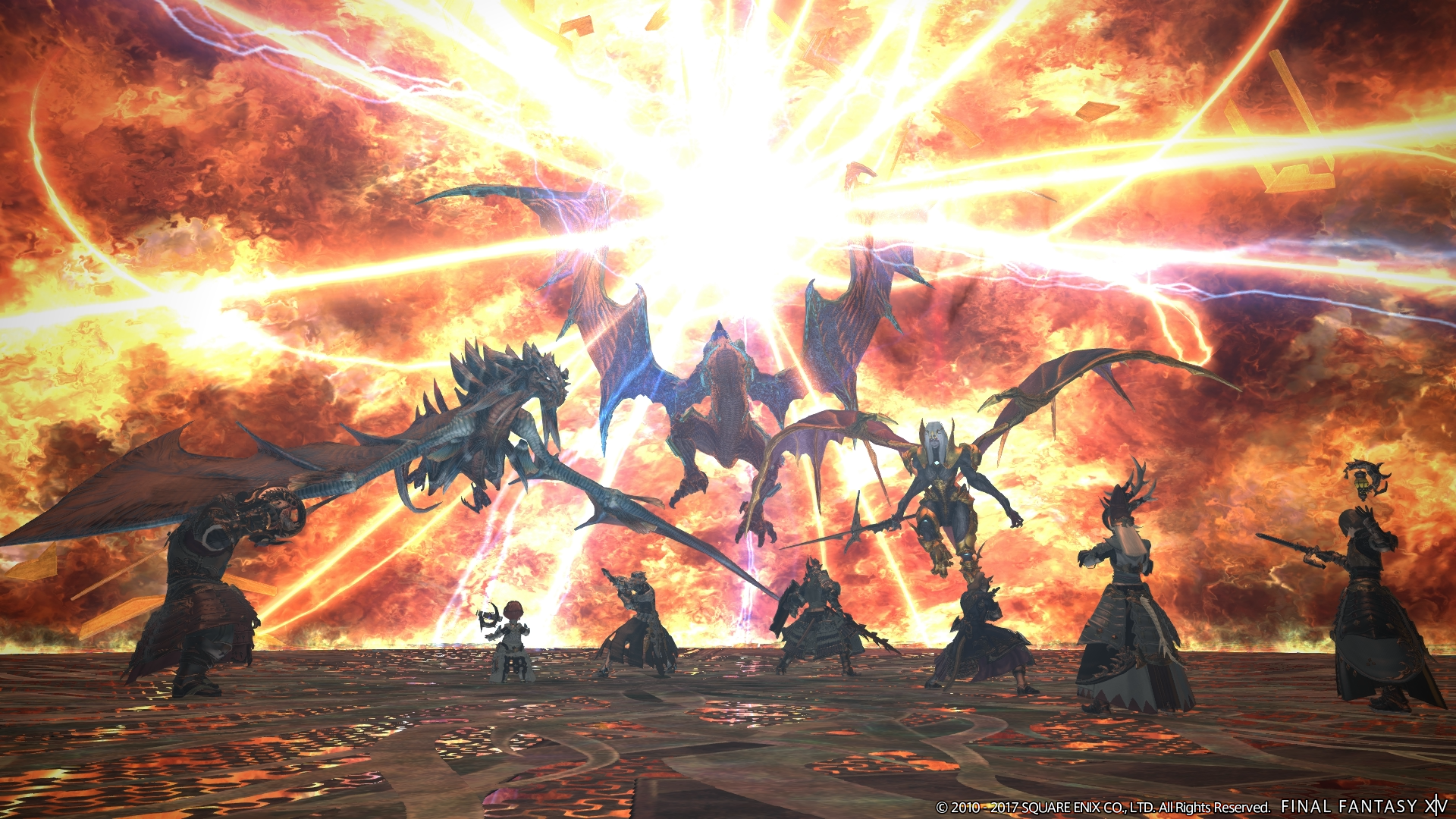 Final Fantasy XIV simplifies job gauges and veteran rewards