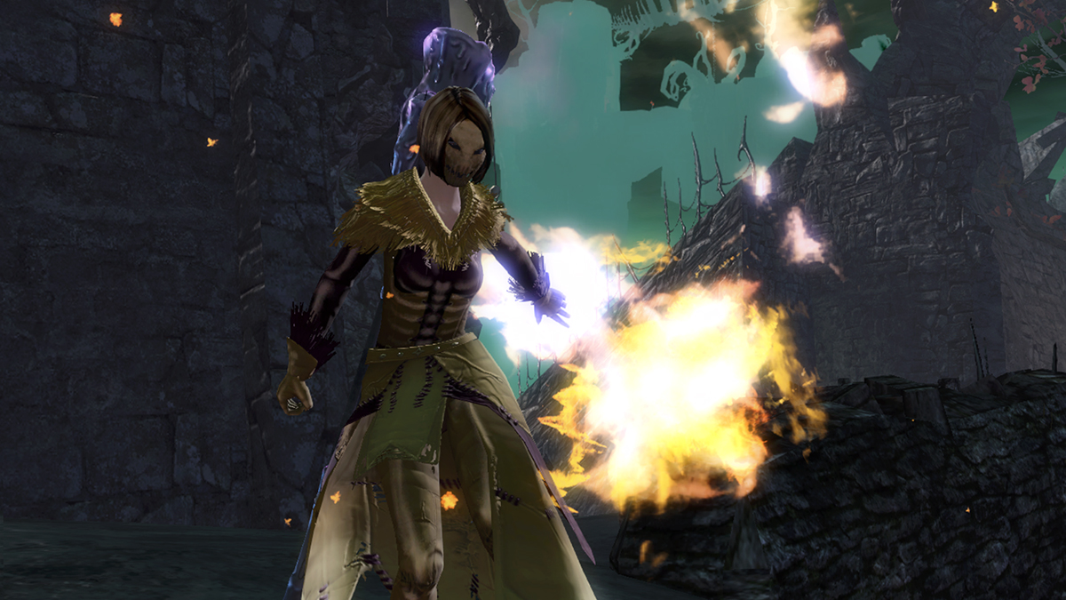 Guild Wars 2's Halloween event heralds new mount skins and new