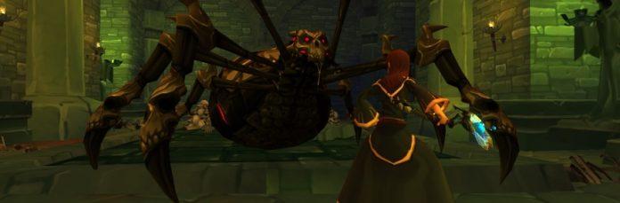 AdventureQuest 3D overhauls classes and combat | Massively Overpowered