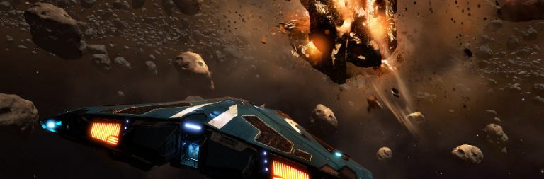Elite: Dangerous player is reaching out to speak with the game's inscrutable aliens