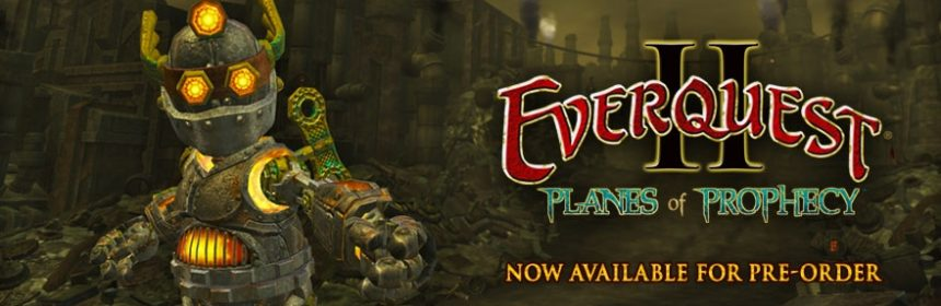 EverQuest II opens Planes of Prophecy - Army of Obliteration