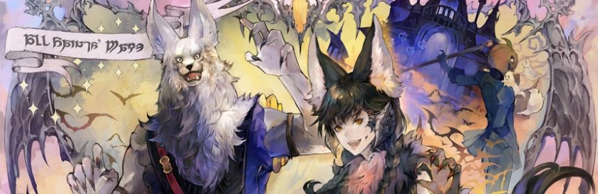 Final Fantasy XIV brings around its annual Halloween event on ...