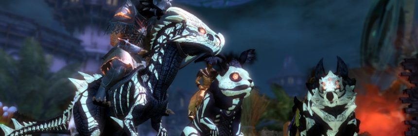 Guild Wars 2's Halloween event heralds new mount skins and new ...