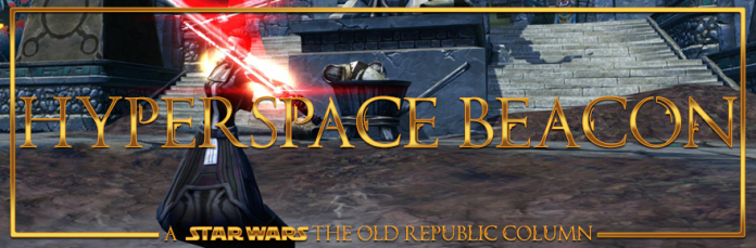 Hyperspace Beacon: SWTOR's 5 5 adds cringeworthy changes in