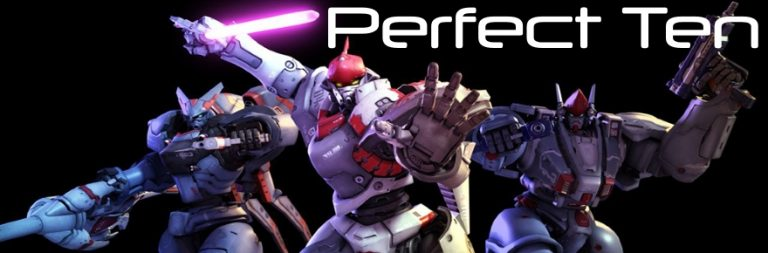 Perfect Ten: 10 MMOs where you can live out your giant robot fantasies