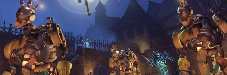Blizzard sues alleged Overwatch clone, bans World of Warcraft cheaters