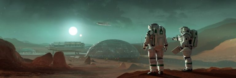 Prosperous Universe is an indie sci-fi sandbox MMORPG focused on player economy