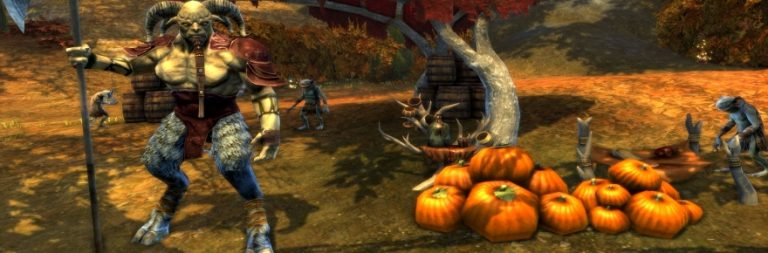 RIFT prepares the Autumn Harvest and Crucia's Claw update