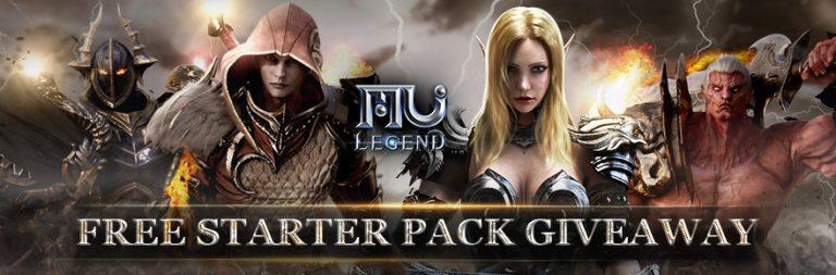 Grab a MU Legend starter pack key from Webzen and Massively OP!