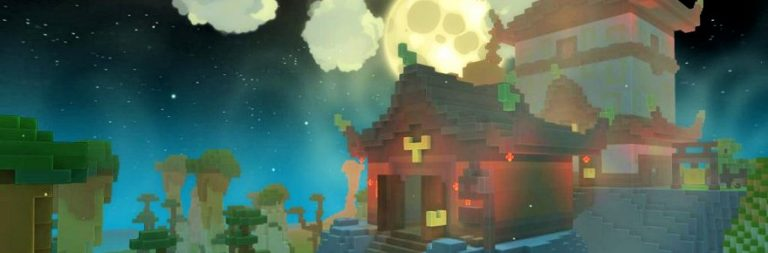 Trove's Adventures expansion is live now with a new biome and huge club upgrades