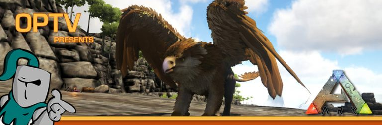 The Stream Team: Going on a griffon hunt in ARK