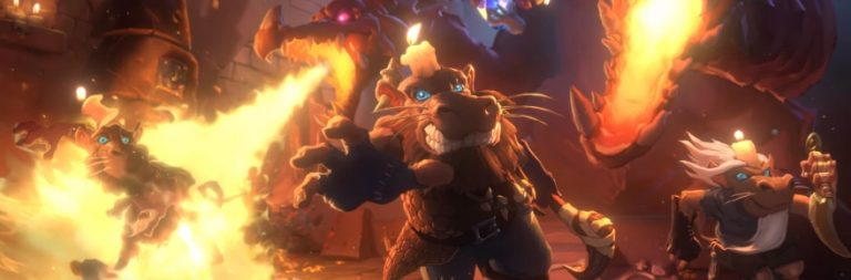 BlizzCon 2017: Hearthstone announces Kobolds and Catacombs expansion with single-player dungeon run