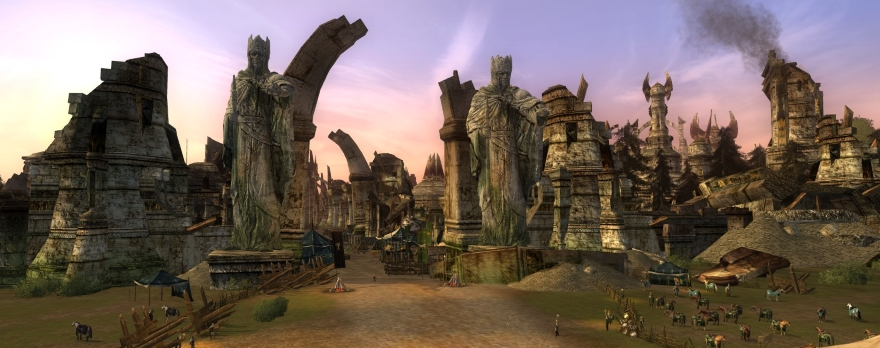 LOTRO Legendarium: What the Amazon TV series means for Lord of the