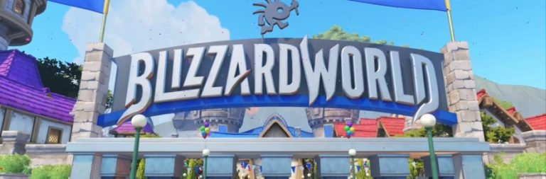 BlizzCon 2017: Overwatch's new BlizzardWorld map, support toon Moira