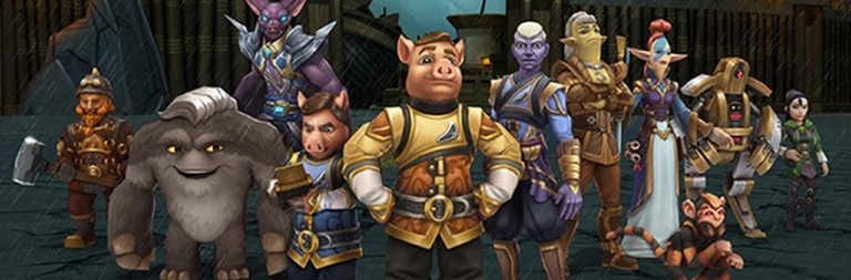 Wizard101 sends players to adventure at the heart of the Spiral with part one of Empyrea