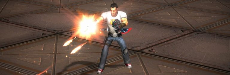 Wild Buster shows off footage of Serious Sam in action