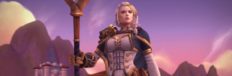 BlizzCon 2017: World of Warcraft announces Battle for Azeroth expansion