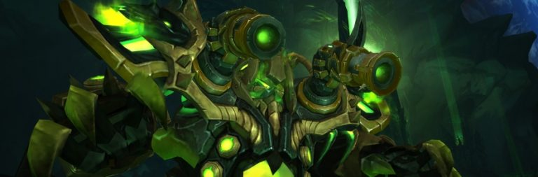 World of Warcraft adds in Legacy Loot mode for Legion raids and dungeons