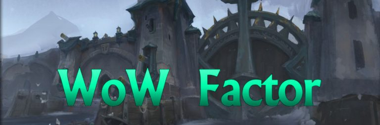 WoW Factor: Speculating on Shadowlands' release date using math