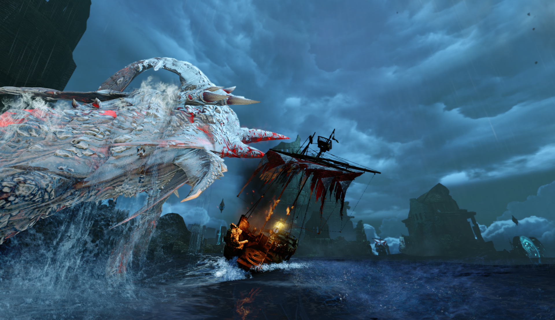Interview: ArcheAge's 4 0 Maelstrom launches December 13 with