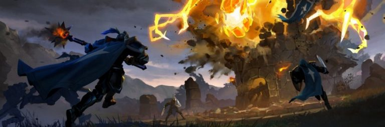 Albion Online touts continued population growth in September and work on new features