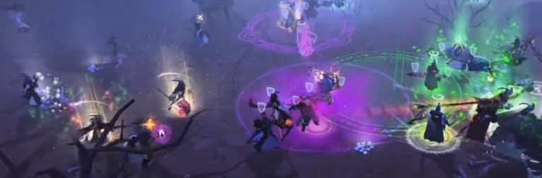 Albion Online's GvG seasons will shake up Outland warfare