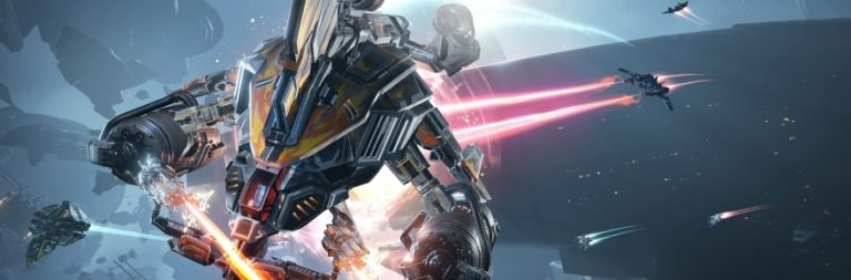 EVE: Valkyrie gets a new map and spectator mode for the holidays