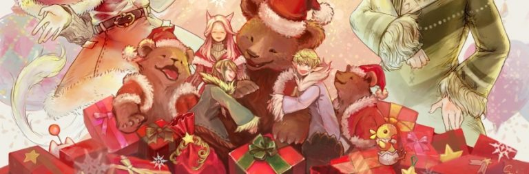 Final Fantasy XIV hopes you can 'bear' with another Starlight Celebration