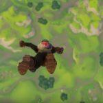jump, jump, glide, glide