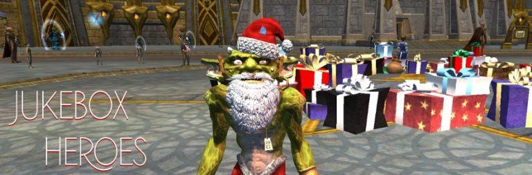 Jukebox Heroes: MMO carols for your gaming joy