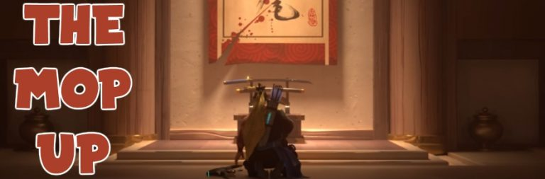 The MOP Up: Heroes of the Storm mains Hanzo (December 10, 2017)