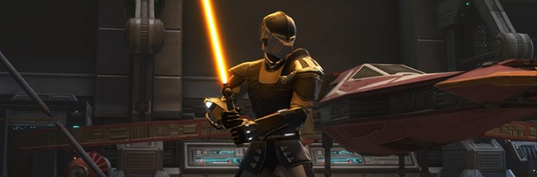 Check out a short documentary on designing armor in Star Wars: The Old Republic