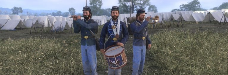 Here's what Civil War-themed MMO shooter War of Rights has been up to since Kickstarter