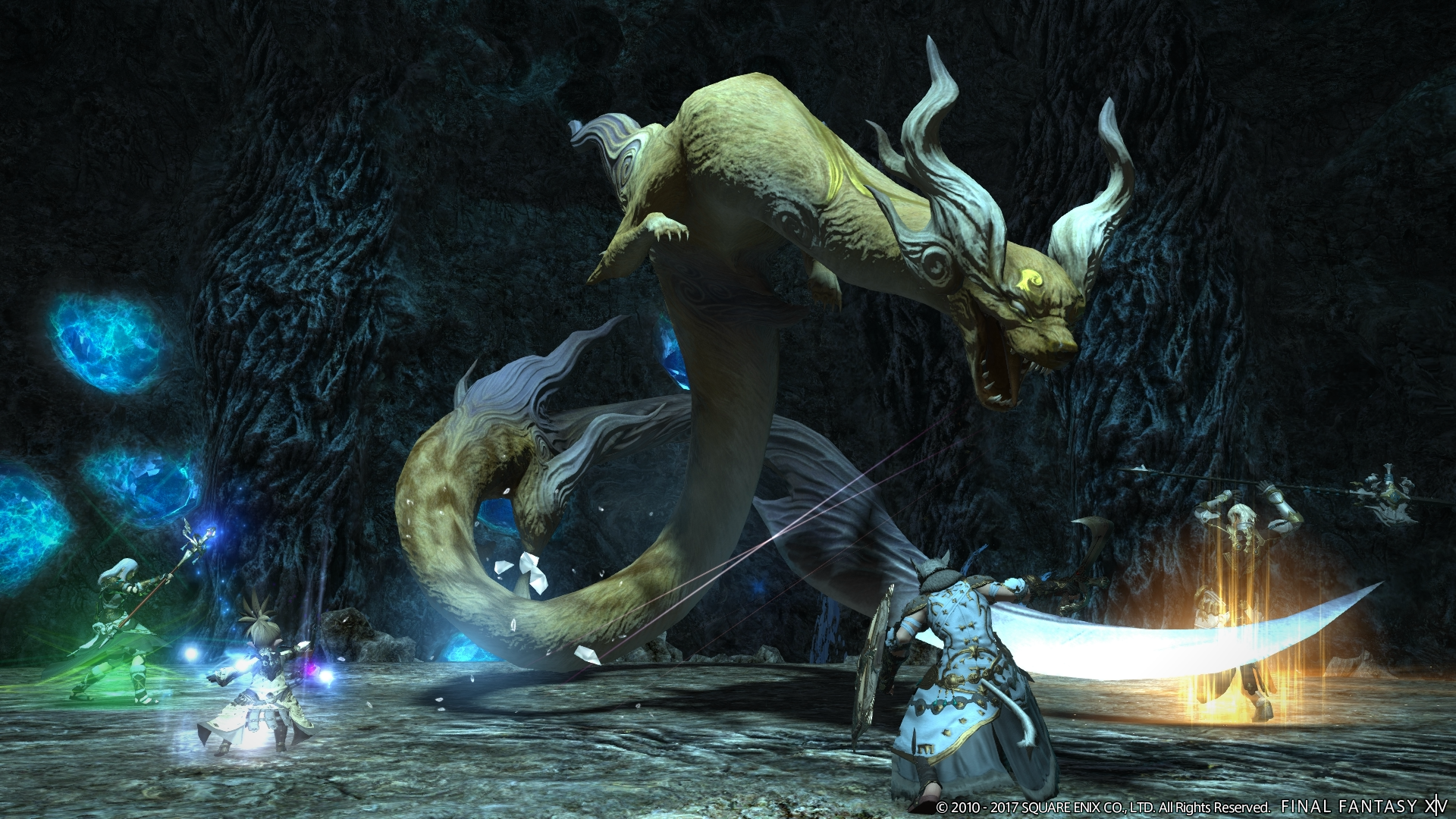 Final Fantasy XIV previews beasts, Feasts, and glamorous