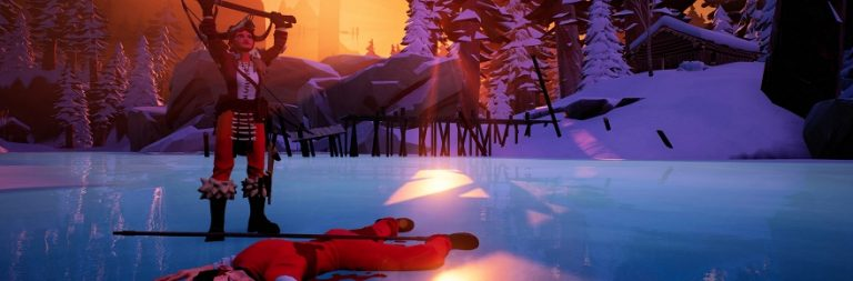 Darwin Project lets players and hosts explore their inner griefer