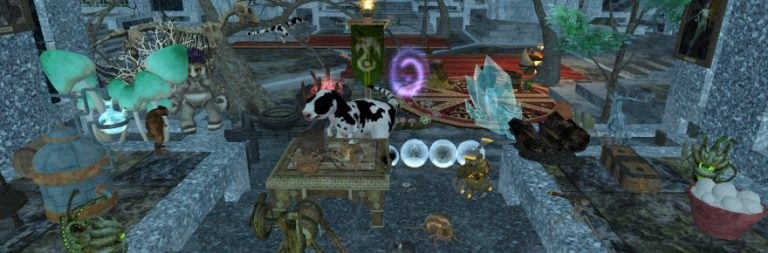 The Soapbox: Confessions of a serial hoarder (in MMORPGs)
