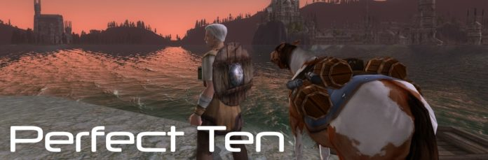 Perfect Ten: 10 tips for crafting a unique MMO character