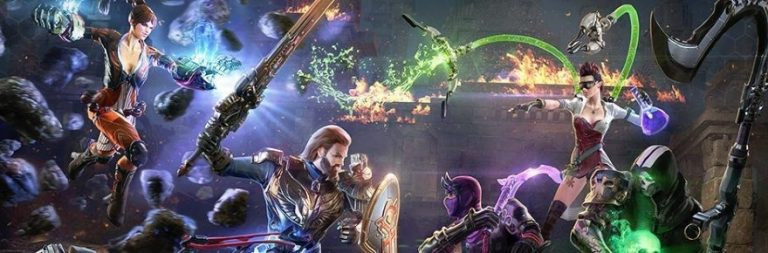 Skyforge streamlines and scales its adventure difficulties