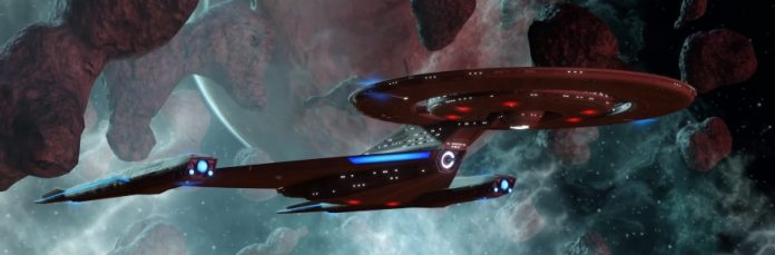 Sto Winter Event 2020 Ship.Star Trek Online Hands Out Free Ships Today But You Ll Have