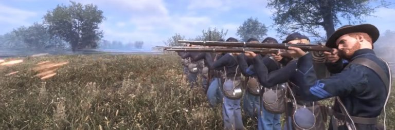 War of Rights makes the battlefield sound like hell