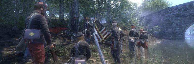 Multiplayer Civil War game War of Rights expands server capacity and takes the fight to Nicodemus Hill