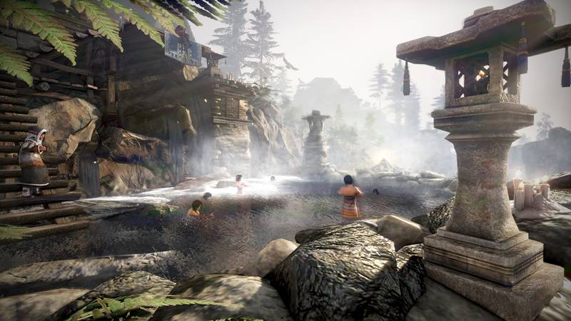 Black Desert players take their first peek at the game's